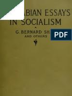 (1911) Fabian Essays in Socialism