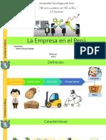 7. LA EMPRESA EN EL PERÚ.pptx
