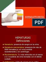 Hematuria - Usjb