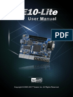 DE10-Lite User Manual