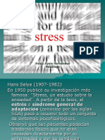 Presentación estress