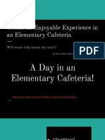 cafeteria pbl
