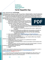 World Hepatitis Day Calls