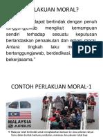 Kelakuan Moral