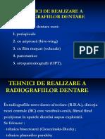 187929560 Tehnici de Realizare Radiografii Dentare I