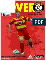 The Rover - Part 1 - 2016/17 Melchester Rovers Season
