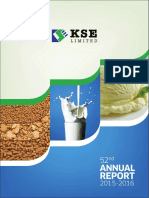 35KSE Annual Report 2015 -2016-WEB