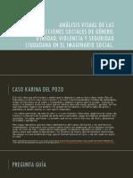 Análisis Visual de Las Construcciones Sociales de Género