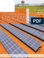 Energias Alternativas Plan