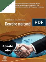 Apunte Derecho Mercantil