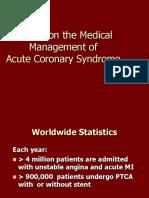 Acut Coronary Syndrome