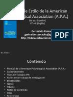NORMAS APA 6a.EDICIÓN 2010.pptx