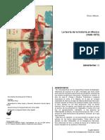 Matute, Alvaro - La teoria de la historia en México (1940-1973).doc