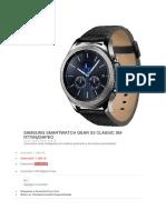 SAMSUNG SMARTWATCH GEAR S3 CLASSIC SM.docx