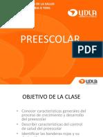 Clase 09 Preescolar