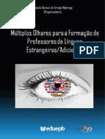 Multiplos Olhares Para a FormacCCA7aCC83o de Professores de LiCC81nguas Estrangeiras