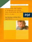 Desarrollo del habla y lenguaje en niños con síndrome de Down.pdf