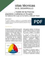 Notas Tecnicas_Finanzas Populares