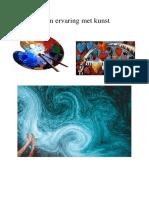 verslag 7 ervaring met kunst