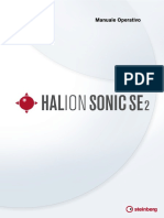 HALion Sonic SE It