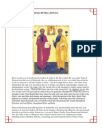 20 - The Holy Apostles Peter and Paul