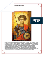 36 - The Holy Great-Martyr George