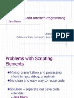 Java Beans Powerpoint Presentation