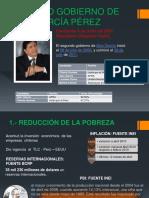 Segundo Gobierno de Alan García Pérez