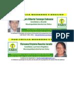 Candidatos Por Chilca