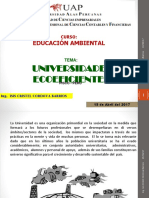 Clase 05 - Universidades Ecoeficientes