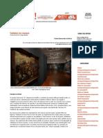 Caridade Nos Museus.df