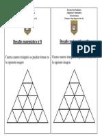 DESAFIO MATEMÁTICO N°8 TERCERO BASICO