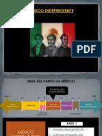 Clase de Mexico Despues de La Independencia