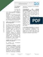 Gi-g-02 - Guía Para Elaborar Informe de Avance Del Proyecto de Investigación