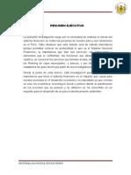 Informe Sistema Financiero