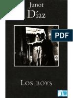 Junot Díaz Los Boys.pdf