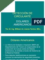 Detección de dolares