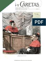 Caras y Caretas - 0040 - 08-07-1899