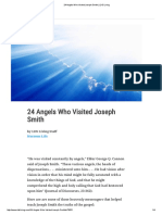 Angels Who Visited Joseph Smith _ LDS Living