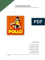 Plan de MKT Mr. Pollo Completo