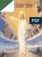 The Easter Story According to Gospel of John,Luke - Gennadii Spirin