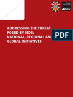 A4 Addressing the Threat Posed by IEDs2017