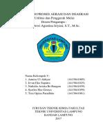 MAKALAH PROSES AERASI DAN DEAERASI ( Utilitas, Kelompok 9).pdf