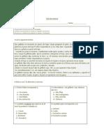 Guía de f La Gallinita