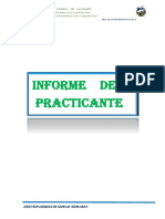 Informe Del Practicante Jucevil Final