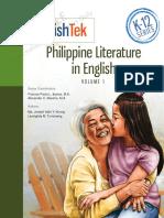 Philippine Literature S