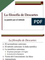 La Filosofía de Descartes(1)