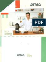 Recetario Soup & More