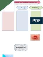 Pressure Ulcer Concept Map