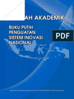 Buku Putih Penguatan Sistem Inovasi Nasional